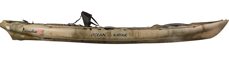 Ocean Kayak Prowler 13 side